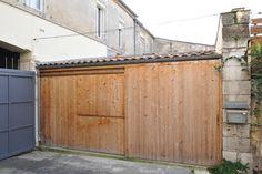 modern exterior by FABRE/deMARIEN