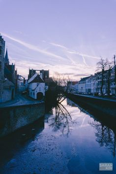 Check out this complete guide to Bruges Belgium, a medieval fairytale town.: