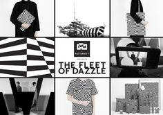 modern dazzle camouflage - Google Search