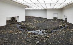 Riverbed • Exhibition • Studio Olafur Eliasson