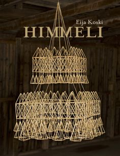Himmeli, elaborate christmas craft from Finland