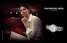 Raymond Weil // #watch #gift #grad #graduation // available at Hannoush Jewelers