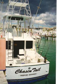 Bahama Tuna Fishing