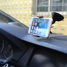 Cell Phone Holder for Car Windshield