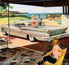 1957 Oldsmobile Ninety Eight