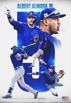 Mlb, Go Cubs Go, Sports Art, Chicago Cubs, Baseball Cards, Instagram Posts, Artwork, Photos, Stars