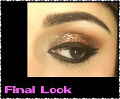 Makeup by Aakriti : Copper Glitter Eye Makeup Tutorial http://www.glossypolish.com/makeup-by-aakriti-copper-glitter-eye-makeup-tutorial/?utm_campaign=coschedule&utm_source=pinterest&utm_medium=GlossyPolish.com&utm_content=Makeup%20by%20Aakriti%20%3A%20Copper%20Glitter%20Eye%20Makeup%20Tutorial Learn this super pretty and easy eye makeup look ! <3 #makeup #tutorial #beauty