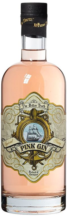 The Bitter Truth Pink Gin (1 x 0.7 l)