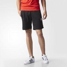 Джинсовые шорты - черный
