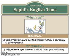 Vocabulário: What's up?