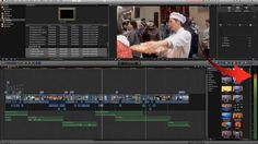 #TimelineTuesday! Instructor Bruce Macbryde shows how to adjust your audio levels prior to export in his 'Basic Exporting from Final Cut Pro X' tutorial.  #apple #finalcutpro #fcpx #videoediting #audio