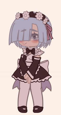 Character Outfits, Character Art, Character Design, Minecraft Skins Aesthetic, Arte Do Kawaii, Anime Girl Dress, Cute Kawaii Animals, Drawing Anime Clothes, Pony Drawing