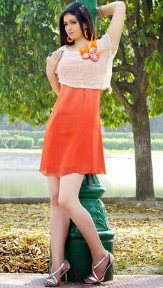 10 Best Glamorous Kurtis to wear without Leggings - LooksGud.in