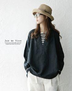 【楽天市場】【送料無料】joie de vivre リネンプラットエアーインギャザースキッパープルオーバー:BerryStyleベリースタイル Japan Fashion, 80s Fashion, Modest Fashion, Skirt Fashion, Korean Fashion, Fashion Outfits, Boho Fashion, Winter Fashion, Japanese Minimalist Fashion