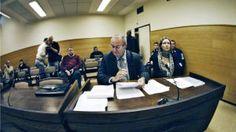 Dokumentissa seurataan Anneli Aueria ja asianajaja Juha Manneria oikeuden istunnossa.