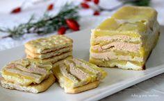 foie, aperitivos con foie, entrantes con foie, Julia y sus recetas, Navidad