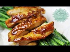 Chicken Teriyaki Recipe : Teriyaki Sauce Recipe - YouTube
