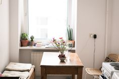 Vivien Weyrauch & Fabian Röttger — Music Video Director, Apartment, Kreuzberg, Berlin.