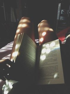 I read every night before bed, even if it's only one sentence.