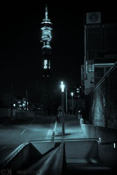 Hillbrow tower - 1