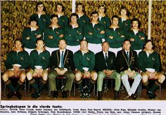 1974 Lions - The McLook rugby collection