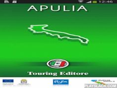 Apulia Guida Verde Touring  Android App - playslack.com ,  A complete Guide to Apulia from Touring Editore What can you do: You can organise your visit starting from the Map or the Guide section You can use offline or online maps You will find what you need in the Search section You can discover what is around you You can choose one of our suggested tour You can build up and save your guide with your notes and your photos You can share with your friends your favorites The guide contains: •…