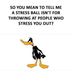 Looney Tunes Cartoons, Cartoon Jokes, Funny Cartoons, Duck Cartoon, Classic Cartoon Characters, Classic Cartoons, Cartoon Styles, Funny Picture Quotes, Funny Photos