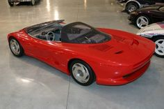 Chevrolet Corvette Indy Concept High Resolution Image (4 of 6