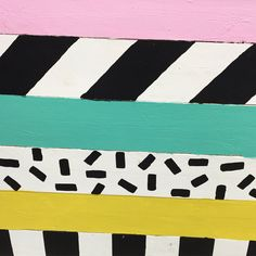Pattern by Camille Walala