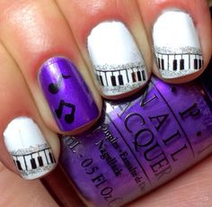 Nails by an OPI Addict: Musical Nails