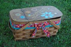 Glow in the Dark Soul: Picnic Kit for the Newlyweds