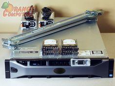 Dell PowerEdge R720 Dual E5-2643 QC 3.3GHz 768GB 4x 300GB SAS H710 8 Bay 2.5in