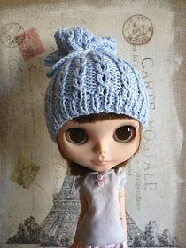 Blog sobre ropa, accesorios y complementos para muñecas Blythe, crochet, amigurumis, muñecas artesanales hechas a mano y bisutería.