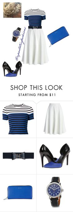 """""""Apostolic Fashions #498"""" by apostolicfashions ❤ liked on Polyvore featuring T By Alexander Wang, Chicwish, Wet Seal, Michael Antonio, Paul Smith and Shinola"""