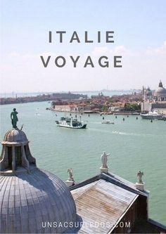 Voyager en Italie et découvrir l'un des plus beaux, chaleureux, romantique, culturel... et gourmand pays d'Europe ! -- photo : Venise, Italia Voyage Europe, Le Palais, Orient Express, Blog Voyage, Taj Mahal, City, Building, Places, Travel