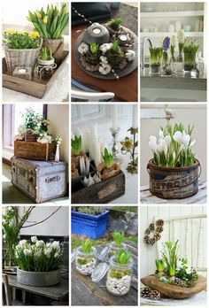Tavaszváró dekorációs ötletek - Színes Ötletek