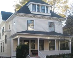 Beautiful historic home in Harvard Sq. renovated by Molinari Carpentry