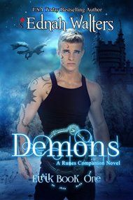 Demons: A Runes Companion Novel: Eirik by Ednah Walters ebook deal