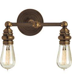 Drop Ship&wholesale Vintage Wall Light Country Bar Retro Wall Lamp Decoration Aisle Sconces Apr28 Lamps & Shades