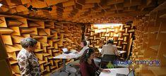 Sessiz Oda Yapımı ve Kullanılan Akustik Malzemeler