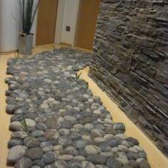 Flussdesign Filzsteinteppich Filzsteine Teppich   Galerie