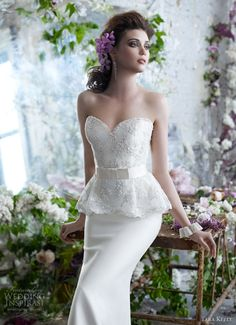 Tara Keely Fall 2012 Wedding Dresses | Wedding Inspirasi