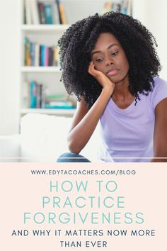 How to Practice Forgiveness in 6 Steps — EdytaCoaches Confidence Life Coach Mental Health Advocate, Mental Health Awareness, Holding Grudges, Depression Support, Psychological Stress, Confidence Coaching, Healthy Relationships, Relationship Quotes, Change Your Mindset