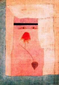 Paul Klee - 'Arabian Song' - (1932)