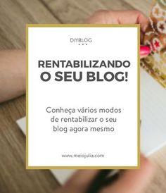 Para mais um tema da série de dicas para blogs você pode entender melhor como ganhar dinheiro com seu blog e ter algumas alternativas e ideias para rentabilizar ele. Confira!