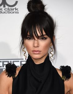 Did We Miss The Top Knot Hair Memo?