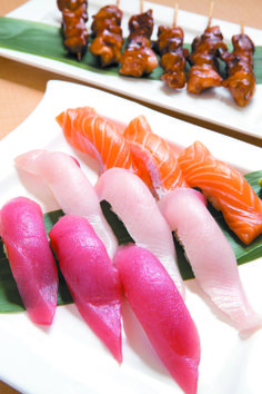 A Healthy Approach to Traditional Contemporary Japanese Cuisine