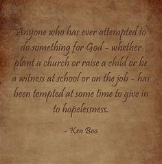 Ever felt hopeless? Boa says we are not alone.