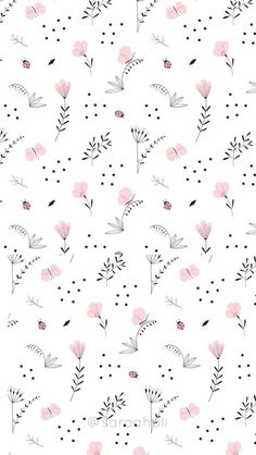 Wallpaper Pastel Simple 17 Ideas For 2019 Flowers Wallpaper, Plant Wallpaper, Iphone Background Wallpaper, Pastel Wallpaper, Tumblr Wallpaper, Cellphone Wallpaper, Flower Backgrounds, Screen Wallpaper, Aesthetic Iphone Wallpaper