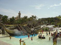 wild wadi water park in dubai  http://www.carltonleisure.com/travel/flights/united-arab-emirates/dubai/